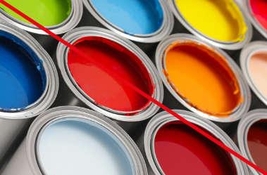 Farben und Lacke sind Sondermüll